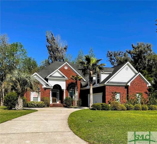 31 Wysteria Drive, Richmond Hill, GA 31324 (MLS #245347) :: The Arlow Real Estate Group