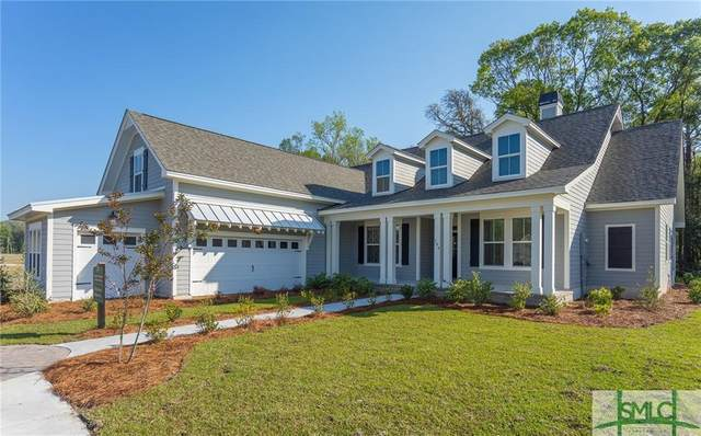 104 Bramswell Road, Pooler, GA 31322 (MLS #245348) :: McIntosh Realty Team