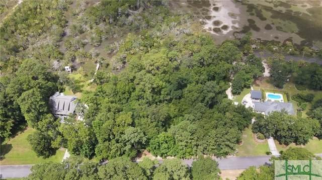 14 Eagle Ridge, Savannah, GA 31406 (MLS #245359) :: Liza DiMarco