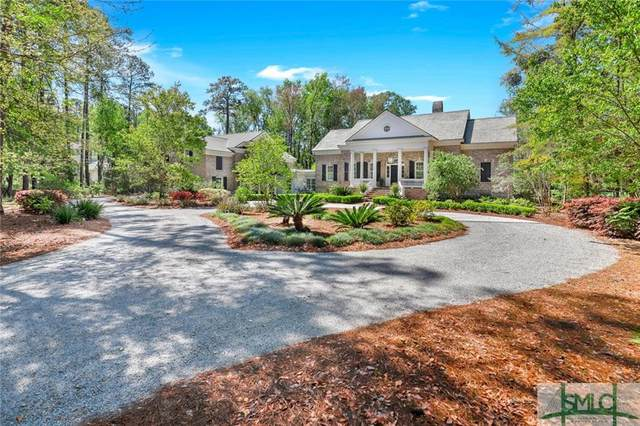 600 Myrtle Grove Lane, Richmond Hill, GA 31324 (MLS #245362) :: The Arlow Real Estate Group