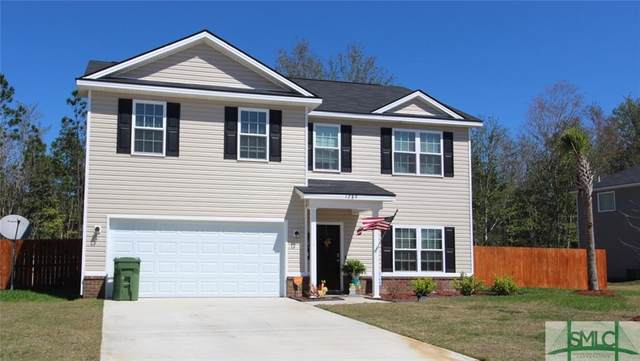 1289 Windrow Drive, Hinesville, GA 31313 (MLS #245365) :: The Sheila Doney Team