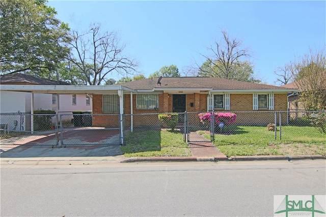 3305 Florance Street, Savannah, GA 31405 (MLS #245366) :: Keller Williams Coastal Area Partners