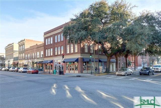 321 W Broughton Street #9, Savannah, GA 31401 (MLS #245369) :: Coldwell Banker Access Realty