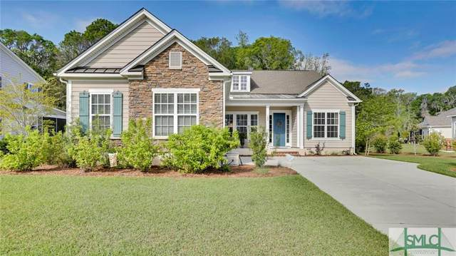 145 Bramswell Road, Pooler, GA 31322 (MLS #245370) :: McIntosh Realty Team