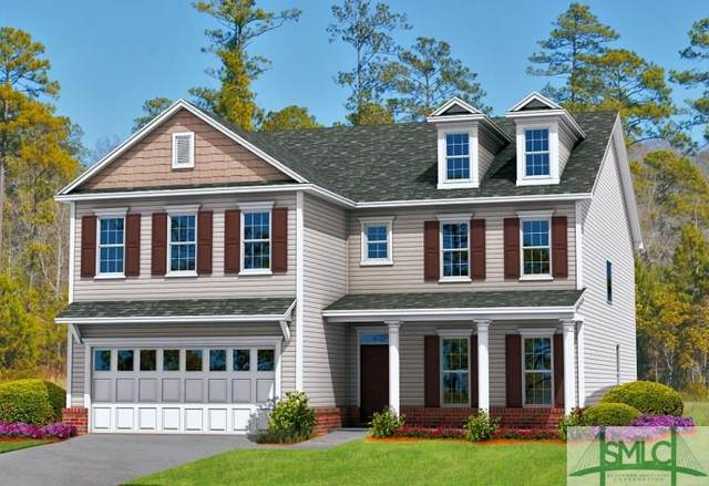 39 Hanover Place, Richmond Hill, GA 31324 (MLS #245384) :: Savannah Real Estate Experts