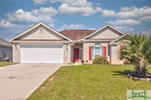 32 Bostwick Drive, Pooler, GA 31322 (MLS #245385) :: Heather Murphy Real Estate Group