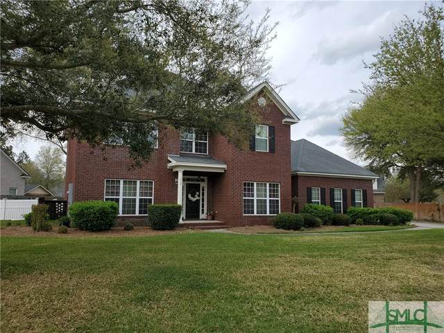 116 S Effingham Plantation Drive, Guyton, GA 31312 (MLS #245397) :: The Hilliard Group