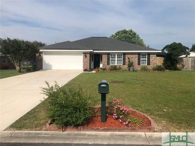14 Lakeside Drive, Rincon, GA 31326 (MLS #245398) :: Coldwell Banker Access Realty