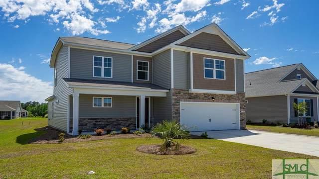 132 Ramsey Way, Rincon, GA 31326 (MLS #245404) :: Coldwell Banker Access Realty