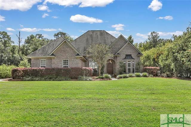 516 Channing Drive, Richmond Hill, GA 31324 (MLS #245419) :: The Arlow Real Estate Group