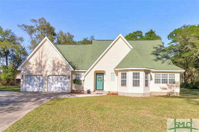 113 Warner Drive, Guyton, GA 31312 (MLS #245420) :: Team Kristin Brown | Keller Williams Coastal Area Partners