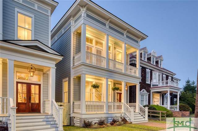 118 E 36 Street, Savannah, GA 31401 (MLS #245422) :: Keller Williams Realty-CAP