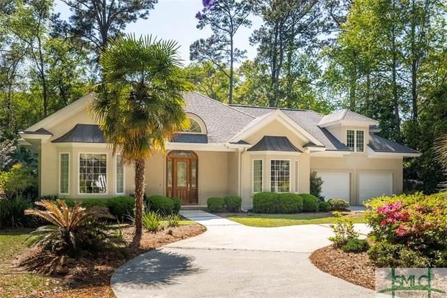 20 Cedar Marsh, Savannah, GA 31411 (MLS #245431) :: Bocook Realty