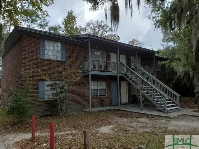 3 Oak Forest Lane A,B,C,D, Savannah, GA 31404 (MLS #245436) :: Bocook Realty