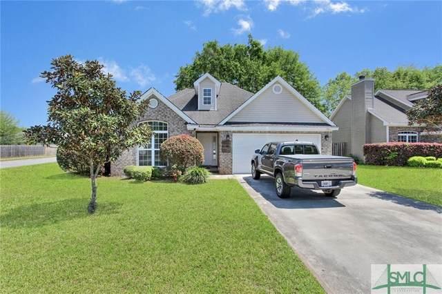 104 Sandstone Drive, Bloomingdale, GA 31302 (MLS #245437) :: Team Kristin Brown | Keller Williams Coastal Area Partners