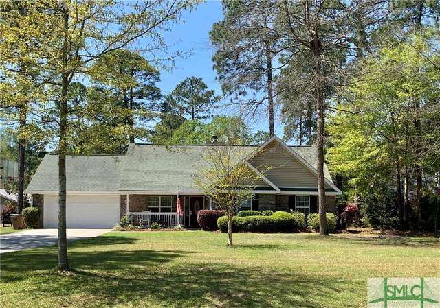 119 Crystal Drive, Rincon, GA 31326 (MLS #245438) :: Team Kristin Brown | Keller Williams Coastal Area Partners