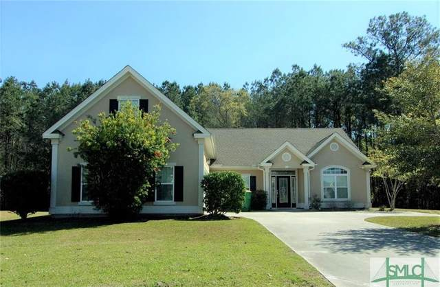 34 Cross Gate Court, Pooler, GA 31322 (MLS #245446) :: Keller Williams Realty-CAP