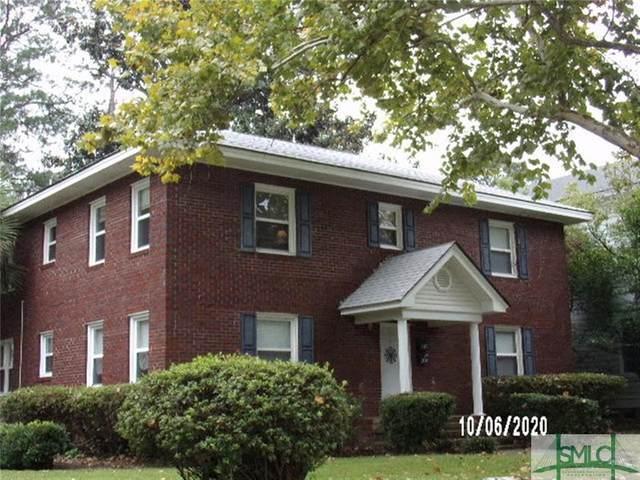 207 E 56th Street, Savannah, GA 31405 (MLS #245447) :: Keller Williams Coastal Area Partners