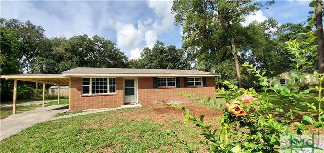 109 Phillips Avenue, Port Wentworth, GA 31407 (MLS #245455) :: Keller Williams Coastal Area Partners