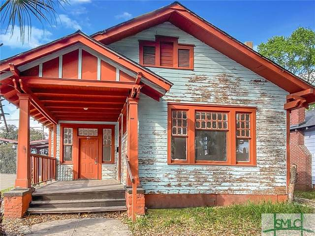 1104 E 37th Street, Savannah, GA 31404 (MLS #245457) :: Keller Williams Coastal Area Partners