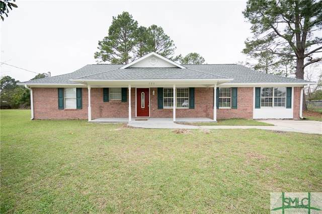 120 John Gibson Court NE, Hinesville, GA 31313 (MLS #245475) :: Luxe Real Estate Services