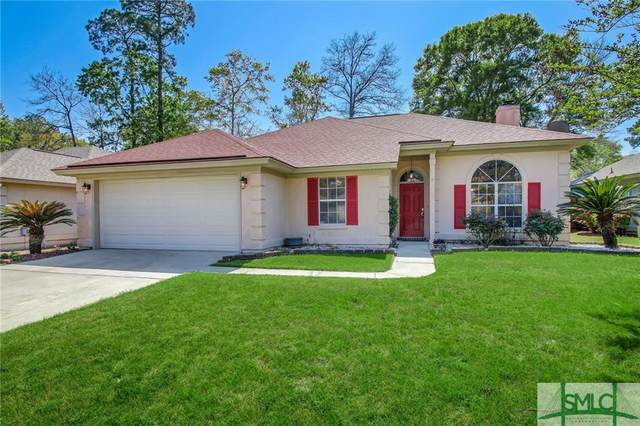 19 Norwood Place, Savannah, GA 31406 (MLS #245483) :: RE/MAX All American Realty