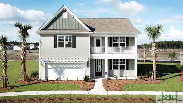 133 Ramsey Way, Rincon, GA 31326 (MLS #245493) :: Luxe Real Estate Services