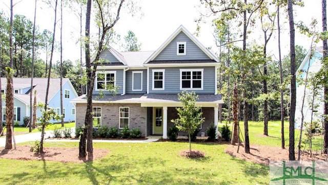 135 Ramsey Way, Rincon, GA 31326 (MLS #245494) :: Luxe Real Estate Services