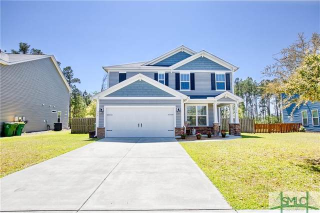 354 Southwilde Way, Pooler, GA 31322 (MLS #245497) :: Keller Williams Realty-CAP