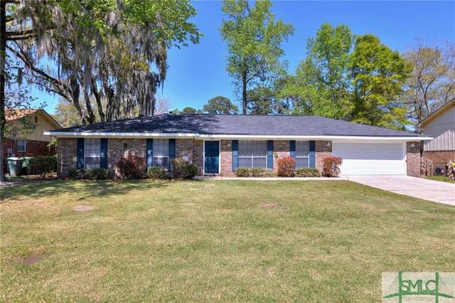 924 Old Mill Road, Savannah, GA 31419 (MLS #245511) :: Coldwell Banker Access Realty