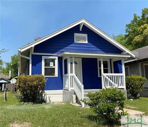 806 E 33rd Street, Savannah, GA 31401 (MLS #245513) :: The Arlow Real Estate Group