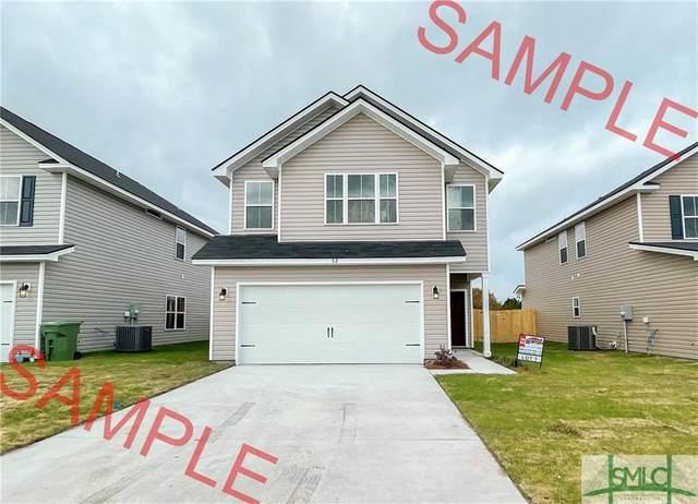 540 Fairview Circle, Hinesville, GA 31313 (MLS #245514) :: McIntosh Realty Team