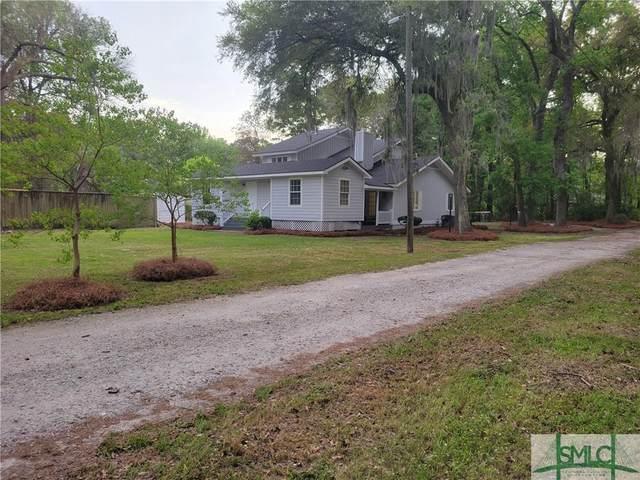 14105 Coffee Bluff Road, Savannah, GA 31419 (MLS #245520) :: The Sheila Doney Team