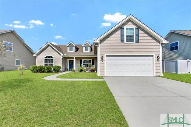125 Belle Gate Drive, Pooler, GA 31322 (MLS #245521) :: McIntosh Realty Team