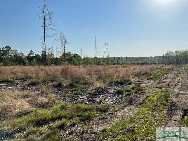 none Hwy 80E Highway, Brooklet, GA 30415 (MLS #245526) :: McIntosh Realty Team