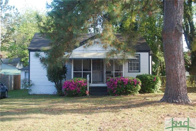 1920 Utah Street, Savannah, GA 31404 (MLS #245528) :: Keller Williams Coastal Area Partners