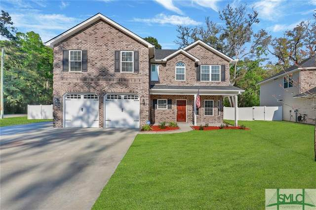 901 Jena Court, Hinesville, GA 31313 (MLS #245533) :: RE/MAX All American Realty