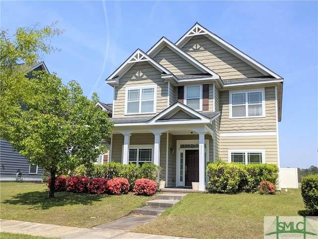 311 Lakeside Boulevard, Port Wentworth, GA 31407 (MLS #245535) :: Bocook Realty