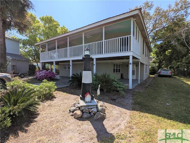 1316 Venetian Drive, Tybee Island, GA 31328 (MLS #245536) :: Keller Williams Realty-CAP