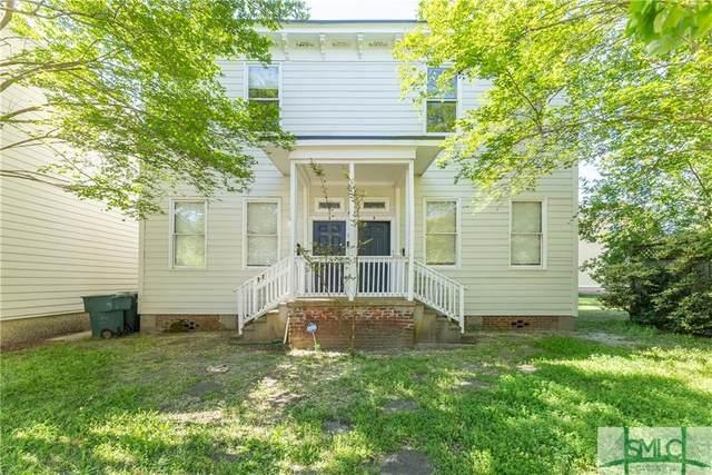 413 E 31st Street, Savannah, GA 31401 (MLS #245538) :: Keller Williams Realty-CAP