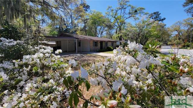 2111 Teresa Drive, Savannah, GA 31406 (MLS #245546) :: Keller Williams Coastal Area Partners