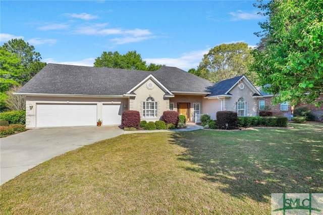 138 Lansing Drive, Ellabell, GA 31308 (MLS #245550) :: Keller Williams Coastal Area Partners