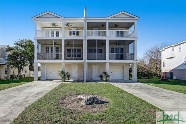 42 Captains View, Tybee Island, GA 31328 (MLS #245557) :: The Hilliard Group