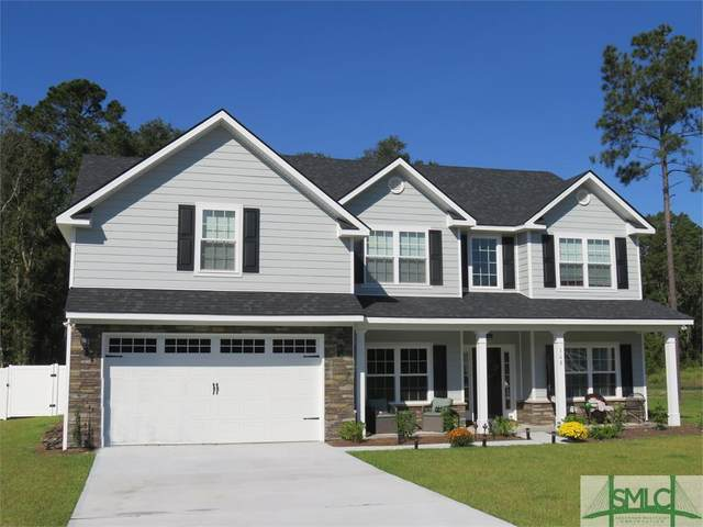 308 Kerry Drive, Richmond Hill, GA 31324 (MLS #245563) :: Coldwell Banker Access Realty