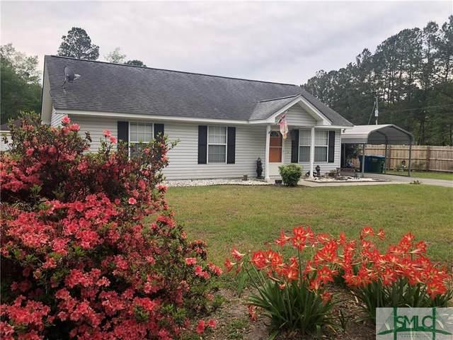 1215 Exley Drive, Rincon, GA 31326 (MLS #245568) :: Keller Williams Coastal Area Partners