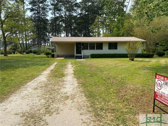 109 N Sheftall Street, Pooler, GA 31322 (MLS #245573) :: Keller Williams Realty-CAP