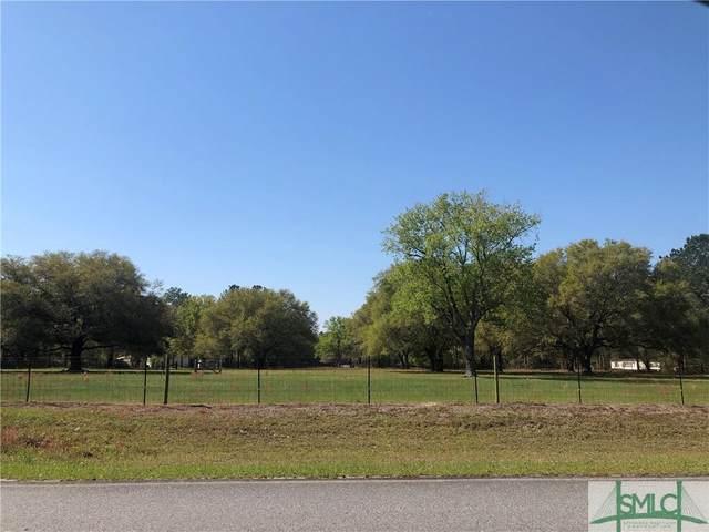 0 Oakridge Circle &Marlow Road, Guyton, GA 31312 (MLS #245576) :: McIntosh Realty Team
