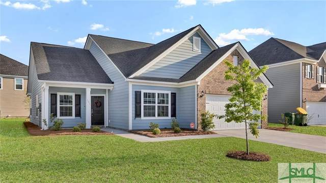205 Mcqueen Drive, Pooler, GA 31322 (MLS #245582) :: Keller Williams Realty-CAP