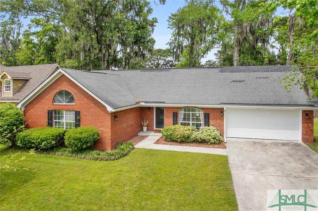122 E Sagebrush Lane, Savannah, GA 31419 (MLS #245593) :: Savannah Real Estate Experts