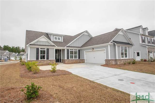 1 Ashstead Lane, Pooler, GA 31322 (MLS #245598) :: Keller Williams Realty-CAP